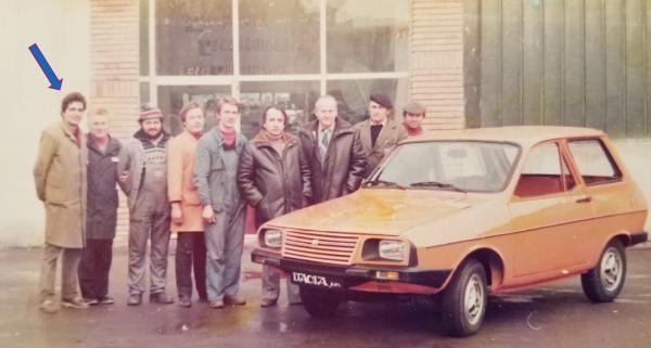 A graduate of UPT, from Dacia Lăstun to… Buick LaCrosse | Politehnica University Timisoara